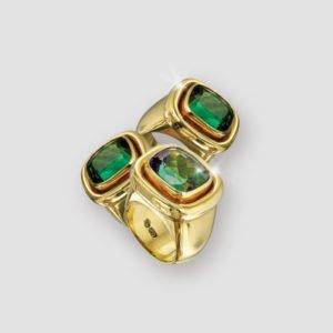 tourmaline dress rings