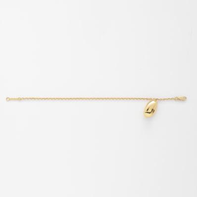 Bean Charm Bracelet