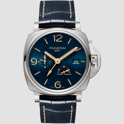 Panerai Luminor Due GMT Power Reserve