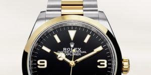 Rolex Explorer M April