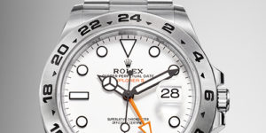 Rolex Explorer ii mobile