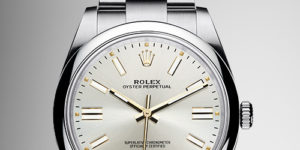 Rolex Oyster Perpetual mobile